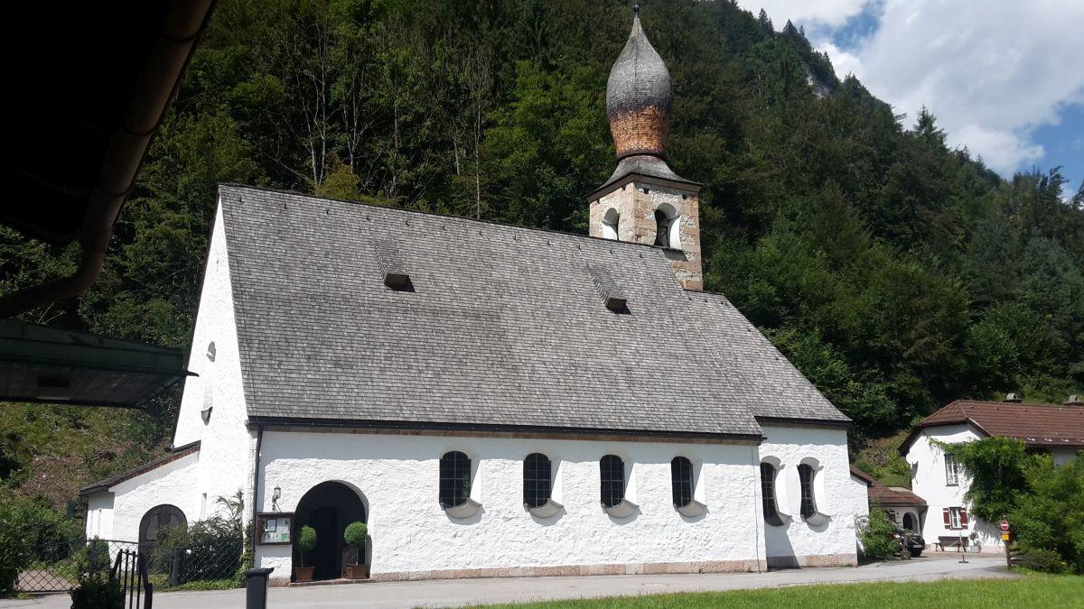 Kirche von Schneizlreuth.