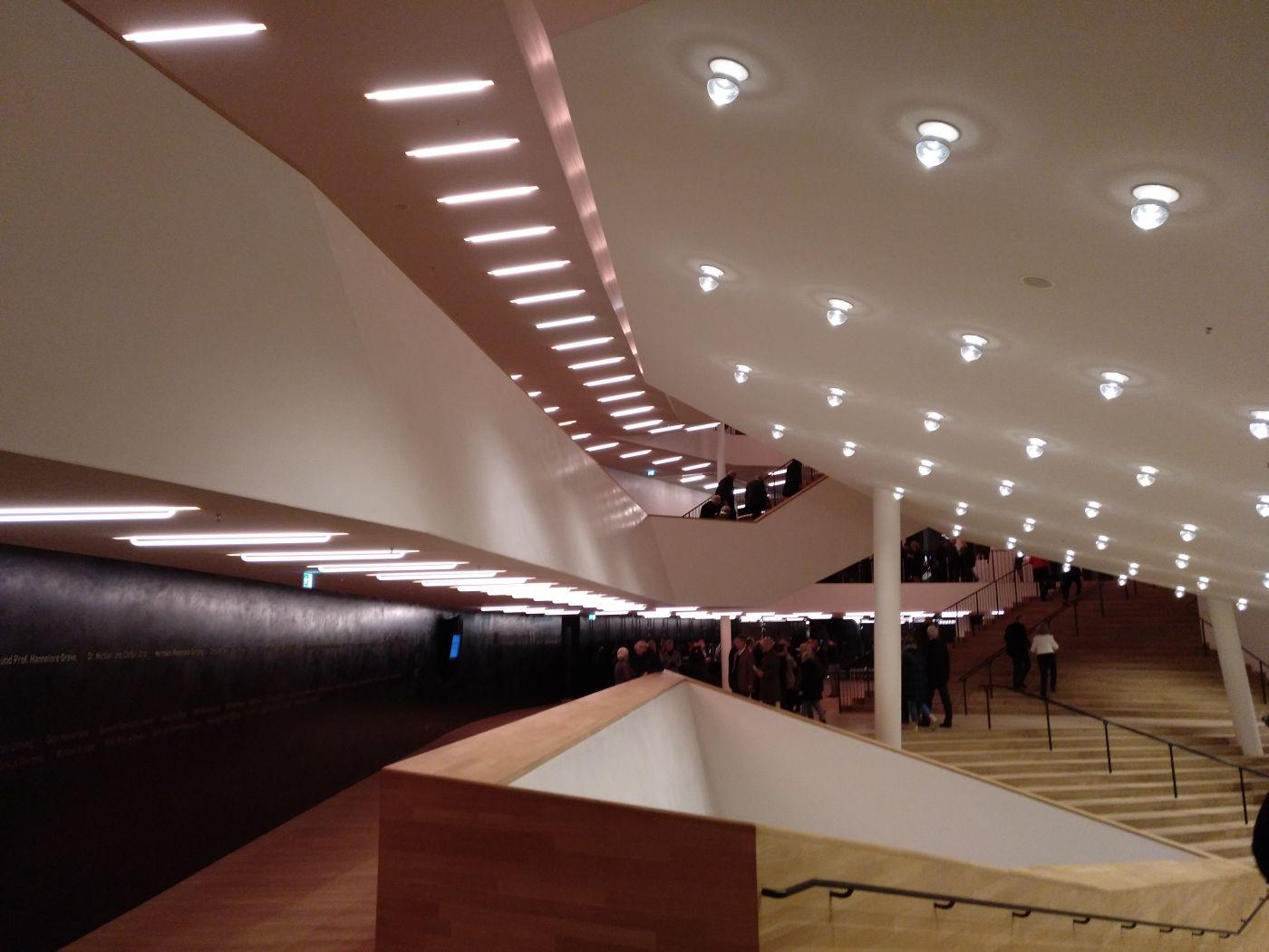 Elbphilharmonie I – City of Birmingham Symphony Orchestra – mehrlicht